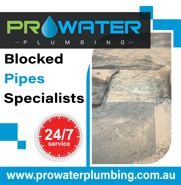 Blocked Pipe Repairs | Our Specialty – Mitcham