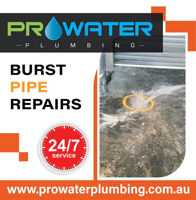 Burst Pipe Repairs Mitcham