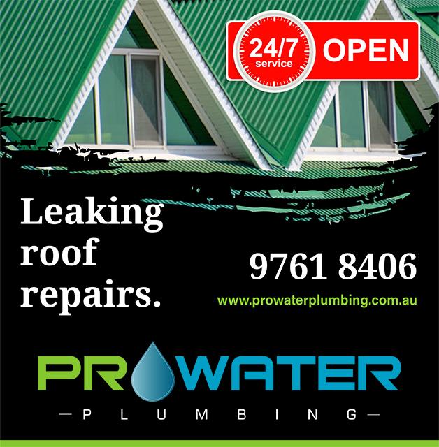 Leaking Roof Repairs – Mitcham